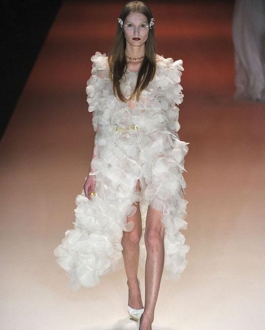 Свадебные платья будущего от Александры Фишер-Рехлер
