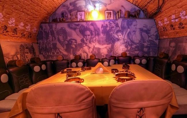 Мазох-кафе: блюда с острым привкусом (Украина)