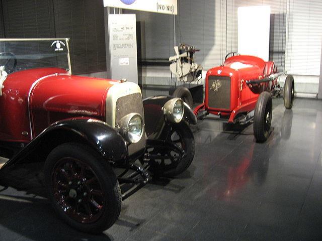 Alfa Romeo 40/60 НР