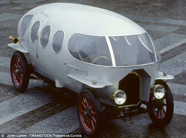 Alfa Romeo 40/60 НР Aerodinamica