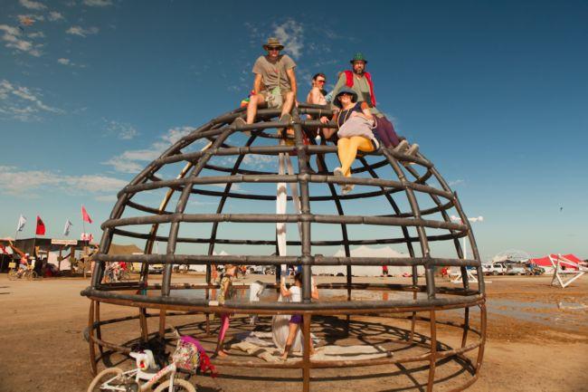 Afrika Burn 2012: фестиваль радикального самовыражения