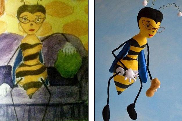 Маленький бизнес на детских фантазиях от Венди Цао (Wendy Tsao)