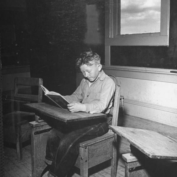 День из жизни учительницы американской глубинки (1941 год)