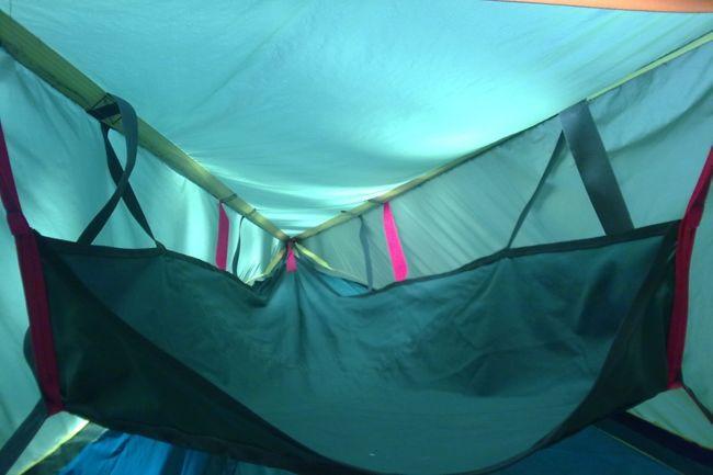 Необычные отели: отель в подвесной палатке (Англия)