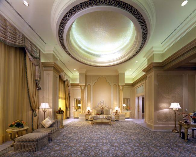 Отель Дворец Эмиратов: роскошь, достойная королей (ОАЭ)