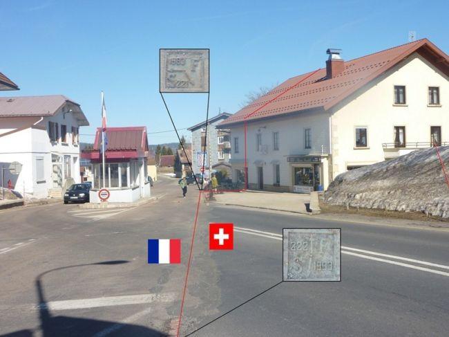 Необычные отели: франко-швейцарский отель Арбез (Франция, Швейцария)