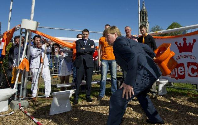 День Королевы 2012 (Нидерланды)