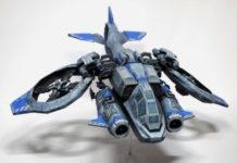 Реалистичный StarCraft в бумажном исполнении