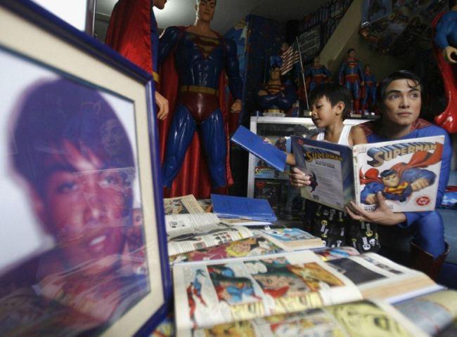 Как стать Суперменом благодаря косметической хирургии (Филиппины)