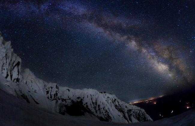 Звездные тропинки от Бена Каналеса (Ben Canales)
