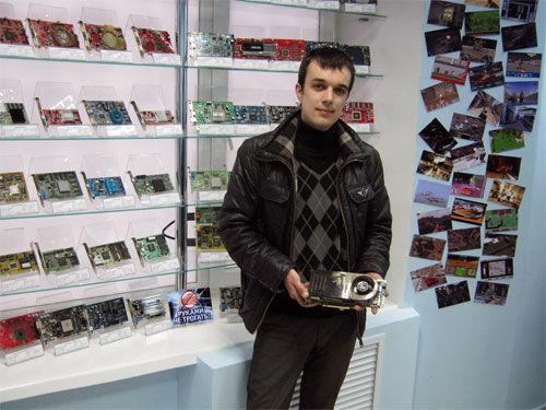 Музей Видеокарт (Украина)