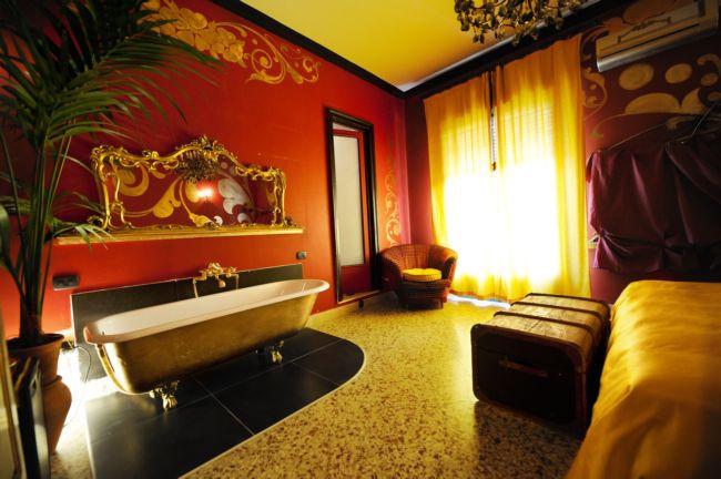 Отель Abali Gran Sultanato: арабские ночи на Сицилии (Италия)