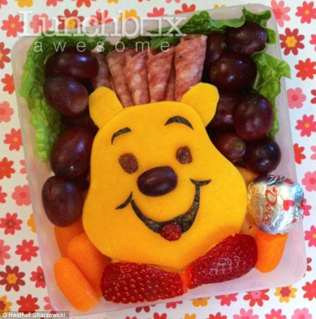 Веселые детские обеды от Хизер Ситержевски (Heather Sitarzewski)