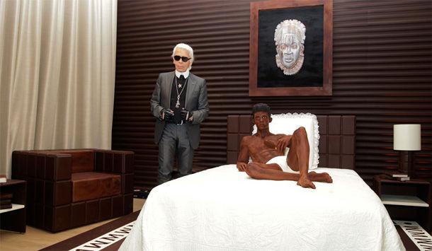 Magnum Chocolate Hotel Suite – шоколадный отельный номер от Карла Лагерфельда