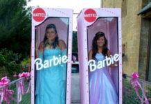 На выпускной – в виде куклы Барби (Англия)