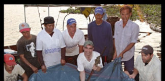 Мировой рекорд ловли на удочку (Таиланд)