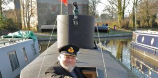 U-8047: мобильный музей подводных лодок (Англия)