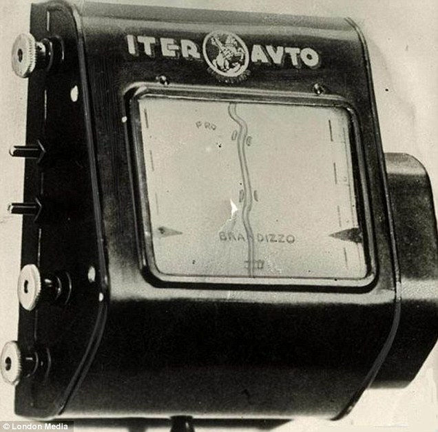 Inter Avto: первый в мире автомобильный навигатор (1930)