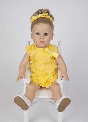 «Кукла-как-я» - модное увлечение американских девочек