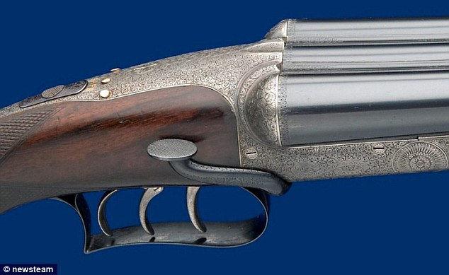 Holy Grail: единственная в мире трехствольная винтовка (1891)