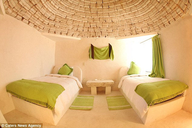 Hotel de Sal: отель из соли (Боливия)