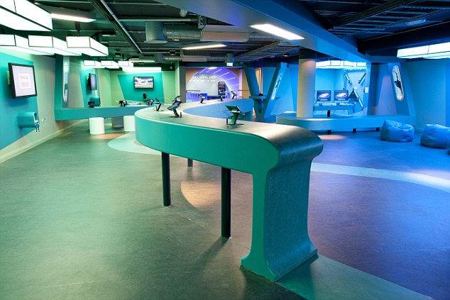 Отель «Волна» - синтез высоких технологий и морских фантазий (Англия)