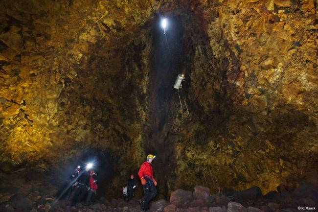 Путешествие к центру Земли: экскурсии в потухший вулкан Трихнюкайигюр (Исландия)