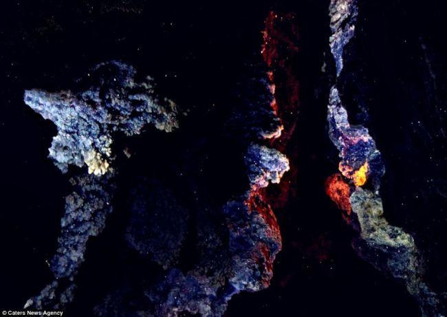 Пещера Млынки: марсианский пейзаж в украинской глубинке