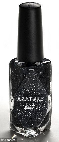 Azature Black Diamond: самый дорогой лак для ногтей (США)