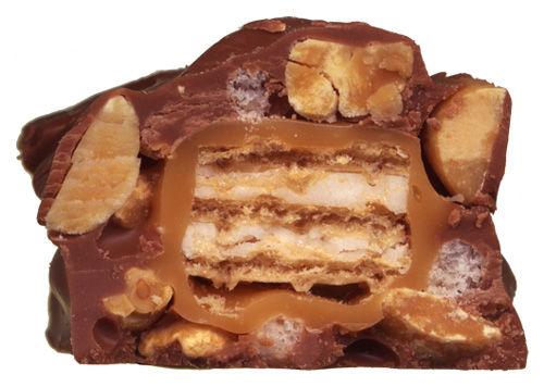 Арт-проект Scandybars: отсканируй шоколадку