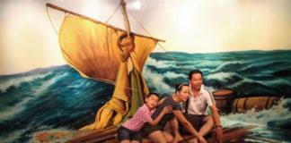 Чудеса 3D-интерактивного искусства (Китай)