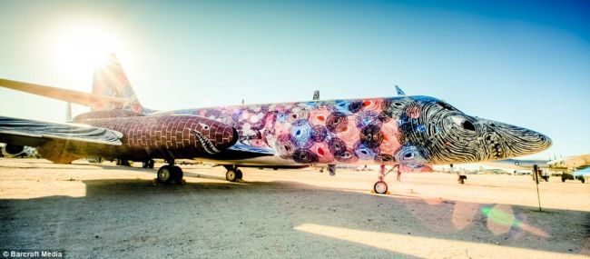 The Boneyard Project: новая жизнь заброшенных самолетов (Америка)