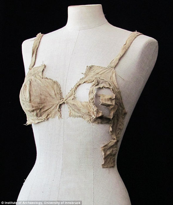 Женское белье, которому 500 лет (Австрия)