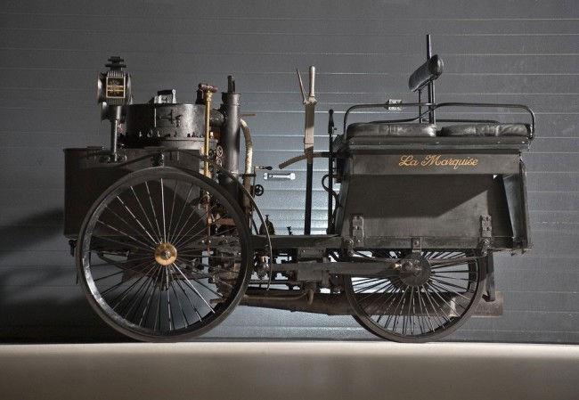 Самый старый действующий автомобиль в мире (1884)