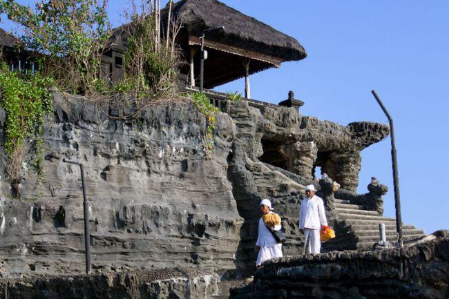 Островной храм Пура Танах Лот (Индонезия)