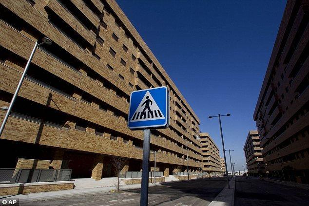 Сесенья: современный город-призрак (Испания)