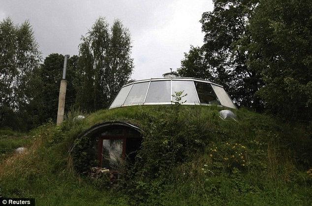 Дом «Робо-Хоббит» (Чехия)