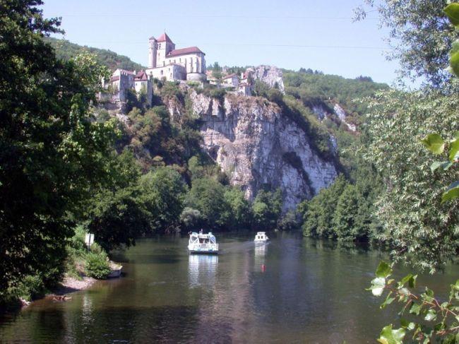Сент-Сирк-Лапопи: самая красивая деревня Франции