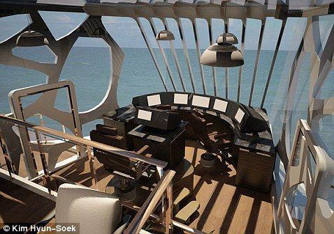 Самая красивая яхта Вороной