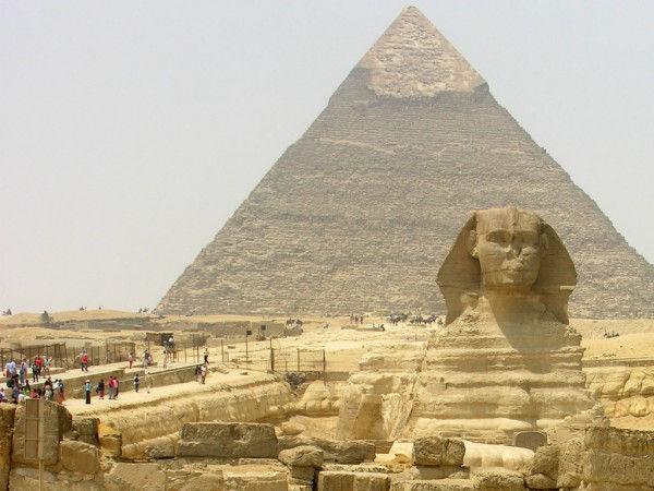 Как строились египетские пирамиды. Бетонная теория