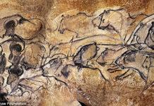 Доисторические наскальные мультфильмы