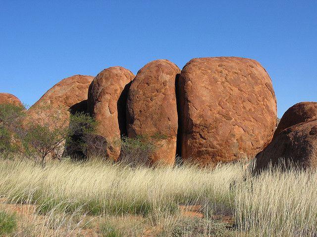 Камни Дьявола, Карлу Карлу, Австралия