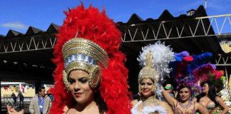 Конкурс красоты в колумбийской тюрьме