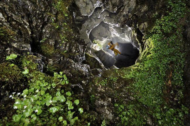 Сказочные пещеры Обир Тропфштейн (Австрия)