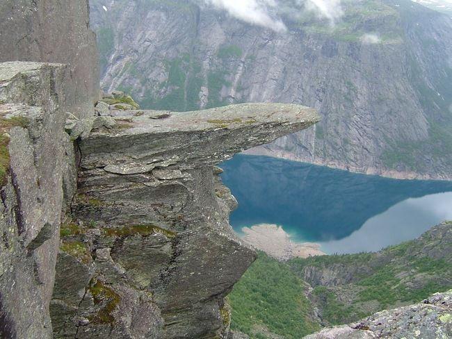 Язык Тролля (Норвегия)