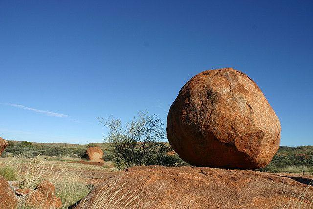Камни Дьявола: символ Австралии