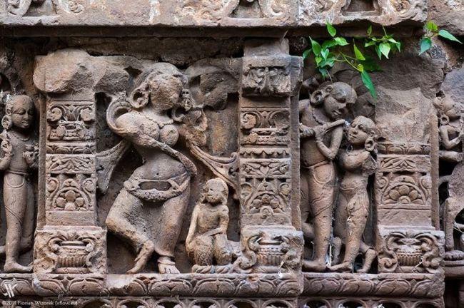 Ступенчатый колодец Чанд Баори (Индия)