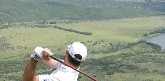 Экстремальный гольф за 1 млн. долларов (Африка)