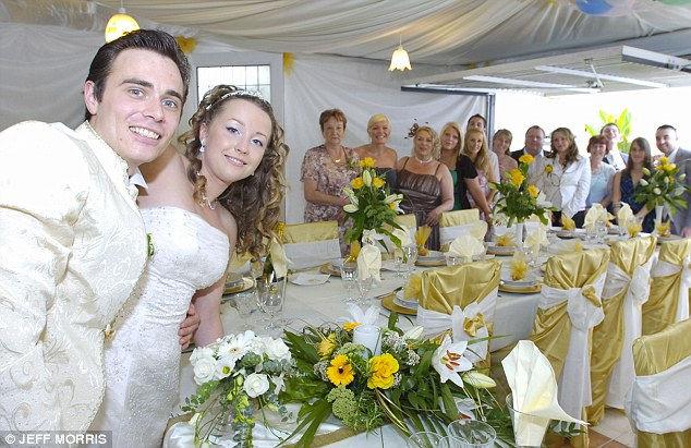 Свадьба мечты за 1000 фунтов (Англия)