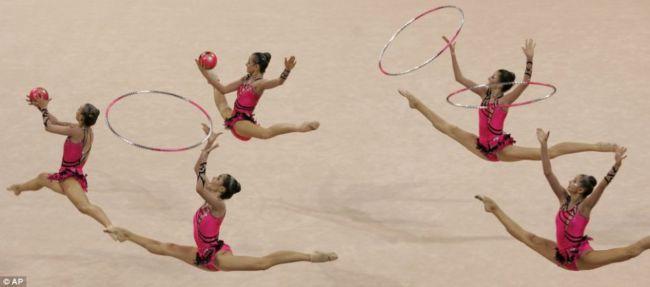 Олимпийское трико за последние 100 лет